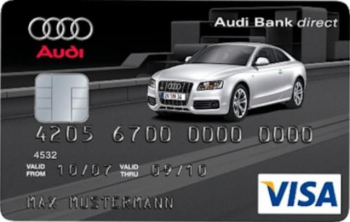 Bild Audi Visa Card pur