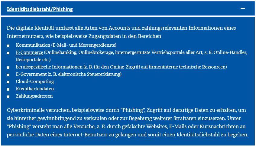 BKA Phishing Mail Warnung