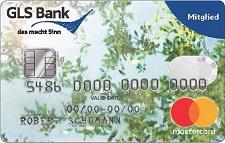 Nachhaltige Kreditkarte GLS Bank