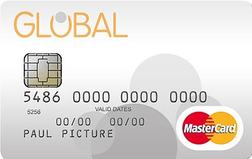 Bild Global Konto Premium Prepaid MasterCard
