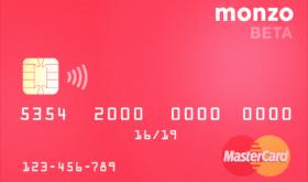 Monzo App Monzo Card