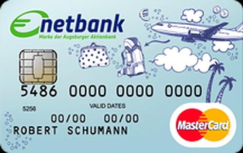 Bild Netbank Prepaid Kreditkarte