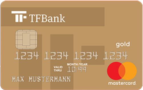 Bild TF MasterCard Gold