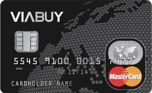 Bild Viabuy Prepaid MasterCard