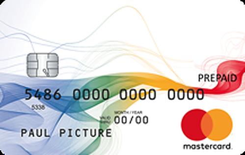 Bild Vimpay Prepaid MasterCard