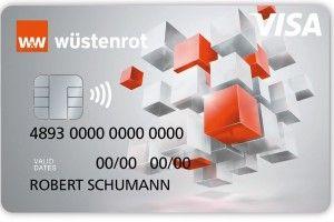 Wüstenrot Visa Prepaid