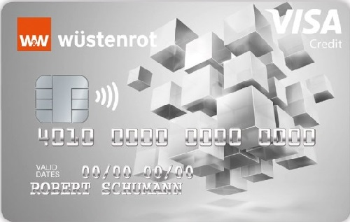 Bild Wüstenrot Visa Classic