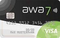 mit der awa7 kreditkarte bäume pflanzen