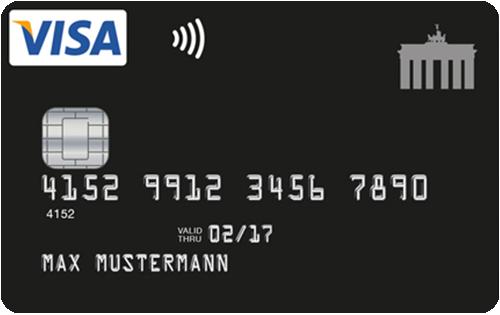 Bild Deutschland Kreditkarte
