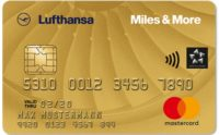 Lufthansa Miles & More Gold Card
