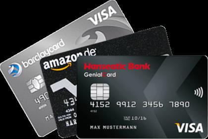 Kreditkarten Prämien im Vergleich