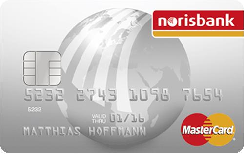 Bild norisbank MasterCard