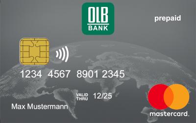 Prepaid Mastercard Wüstenrot