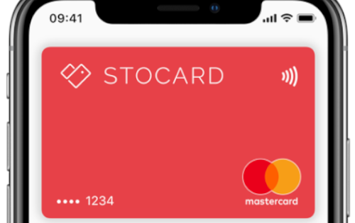Digitale Mastercard Stocard