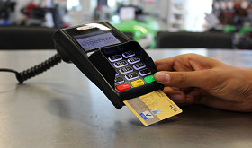 Teilzahlung bei Kreditkarten