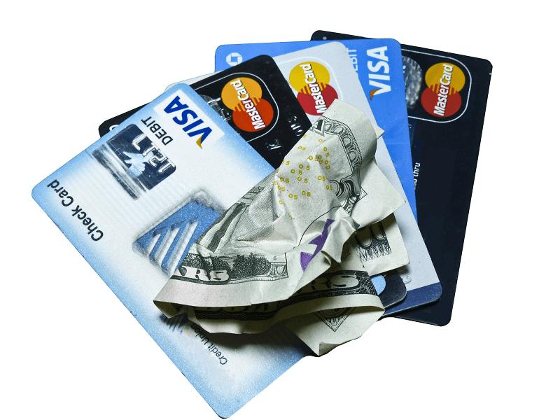 Teilzahlung bei Kreditkarten Test
