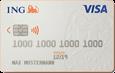 ING Visa Card